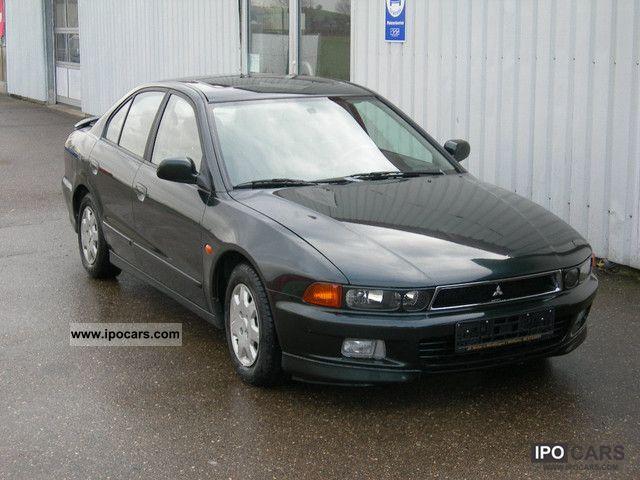 1999 Mitsubishi Galant V6 Sport 2500 Limousine Used vehicle photo 3
