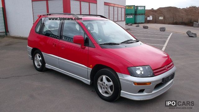 2000 mitsubishi space runner d3 air spruce car photo and specs. Black Bedroom Furniture Sets. Home Design Ideas