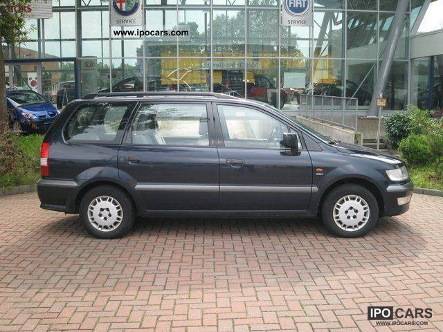 1999 Mitsubishi  2.4 Space Wagon Family Van / Minibus Used vehicle (business photo
