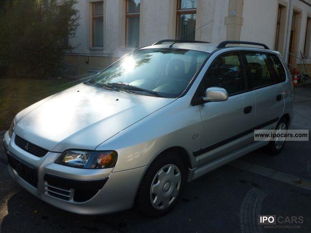 2003 Mitsubishi  Space Star 1.8 Comfort Van / Minibus Used vehicle photo