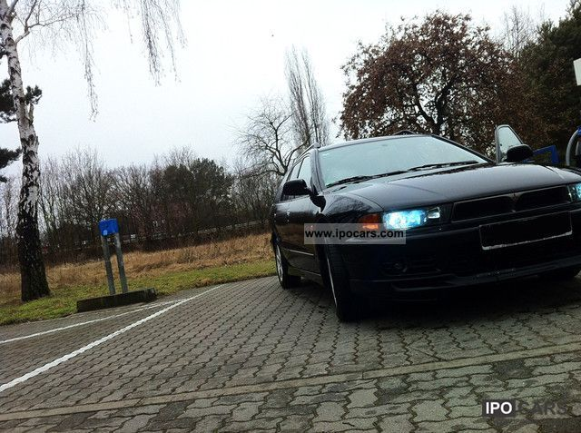 1998 Mitsubishi  Galant V6 Sport / heater / air / cruise control Estate Car Used vehicle photo