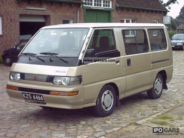 1997 Mitsubishi  L 300 Van / Minibus Used vehicle photo