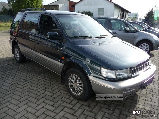 1999 Mitsubishi Santamo 2.0 Climate, 7 seater new tires and coupling - Car Photo and Specs