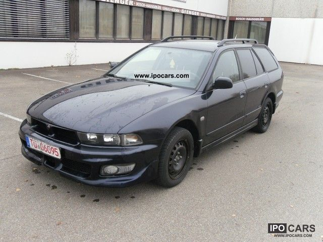 2002 Mitsubishi  Galant 2.4 GDI Avance * KLIMAUTOMATIK * Estate Car Used vehicle photo