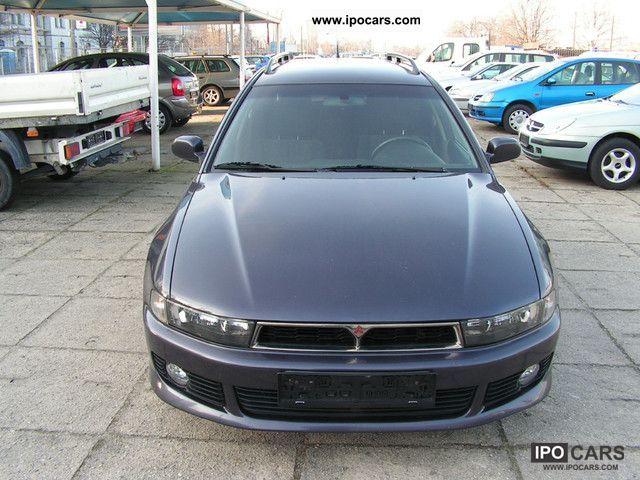 2001 Mitsubishi Galant 2 5 V6 Elegance Estate Car Used Vehicle Photo