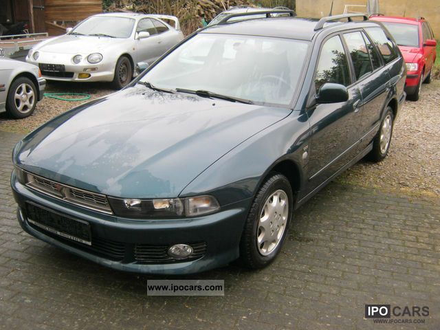 2000 Mitsubishi  2400 Galant GDI + Insp new MOT, new 2 much Hand Estate Car Used vehicle photo