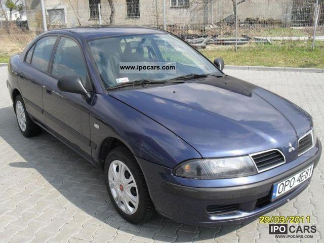 2002 Mitsubishi  Carisma COMFORT Small Car Used vehicle photo