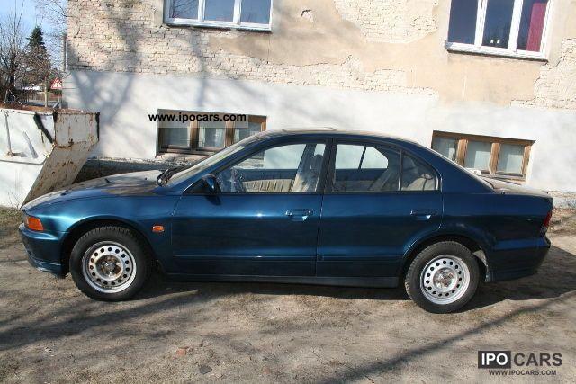 1998 Mitsubishi  2500 Galant V6 Limousine Used vehicle photo