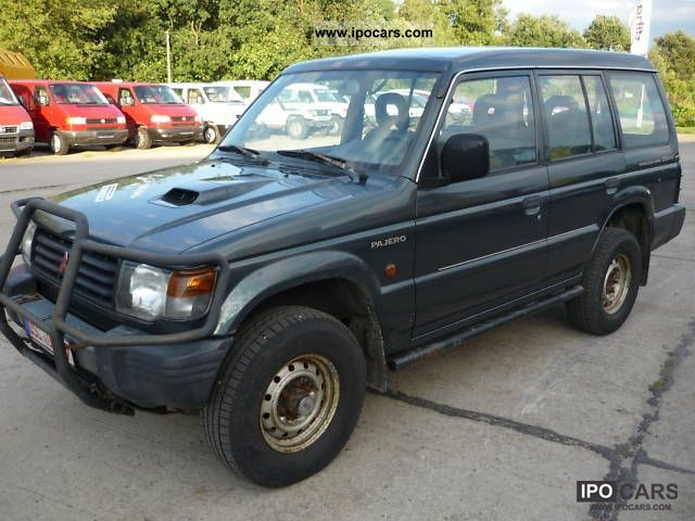 1997 Mitsubishi  Pajero 2.8TD - € 3 - Off-road Vehicle/Pickup Truck Used vehicle photo