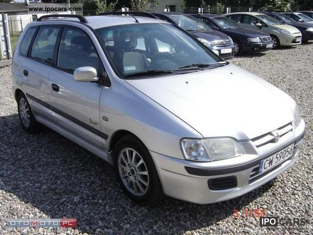 2002 Mitsubishi Space Star Diesel Car Photo And Specs