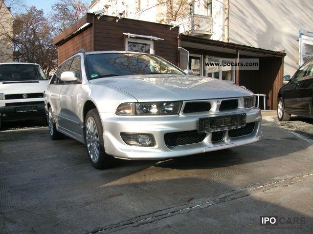 2002 Mitsubishi  Galant 2.5 V6 Avance Estate Car Used vehicle photo