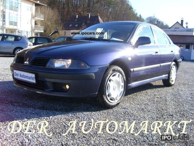 2003 Mitsubishi Carisma 1 6 Comfort 2 Manual Air Euro 4 Car Photo