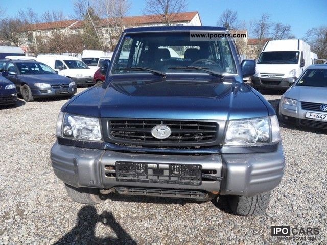 1999 Mitsubishi  3.0 Off-road Vehicle/Pickup Truck Used vehicle photo