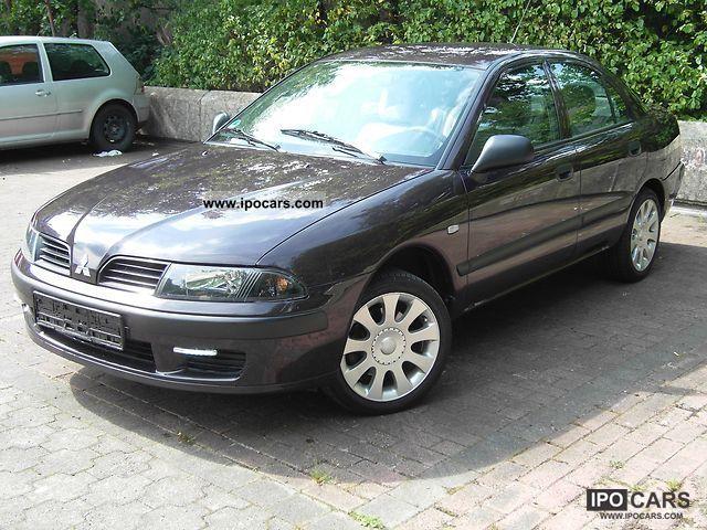 2003 Mitsubishi Carisma 1 6 Classic Car Photo And Specs