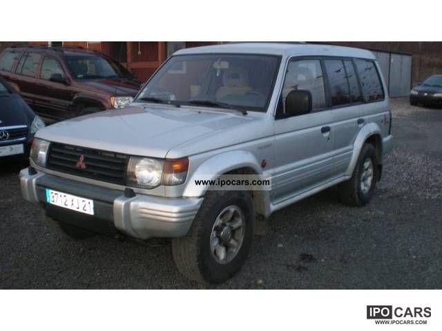 1993 Mitsubishi  Pajero Off-road Vehicle/Pickup Truck Used vehicle photo
