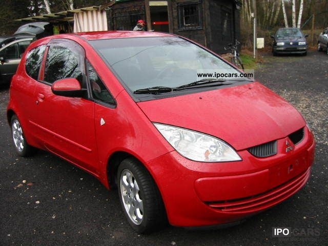 2005 mitsubishi colt cz3 1 5 di d invite climate e windows car photo and specs. Black Bedroom Furniture Sets. Home Design Ideas