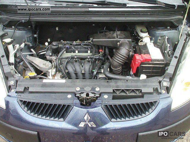 2005 Mitsubishi Colt Cz3 1 1
