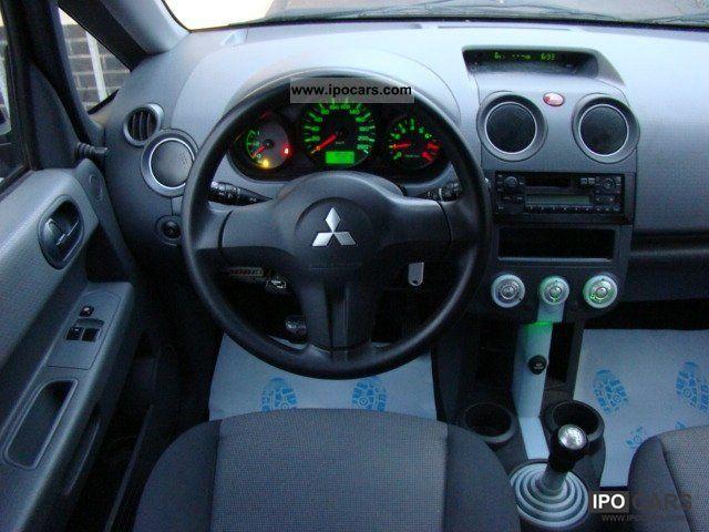 2006 Mitsubishi Colt Inform Air 4 Door Manual 1 Euro 4 04