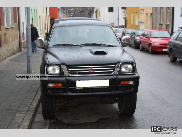 1997 Mitsubishi  L200 Pick Up 4x4 GLX Other Used vehicle photo