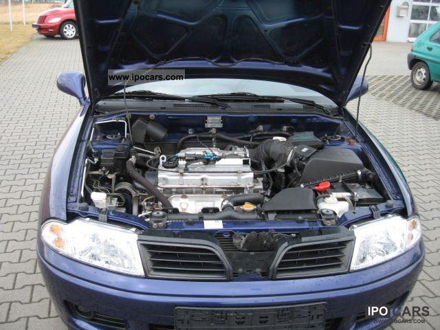 2004 Mitsubishi Carisma 1 6 Climate T 220 V Au New Car