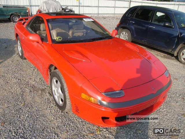 1993 Mitsubishi  3000 GT Sports car/Coupe Used vehicle (business photo