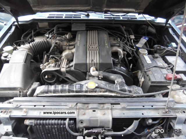 Mitsubishi Pajero V V Tv Neu Ahk Standheizung Lgw