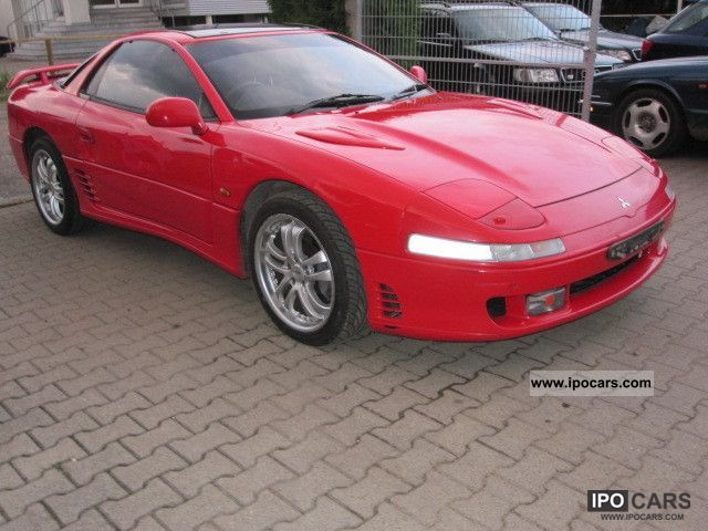 1994 Mitsubishi  3000 GT VR4Colorverglasung, airbag, cruise control, Panor Sports car/Coupe Used vehicle photo