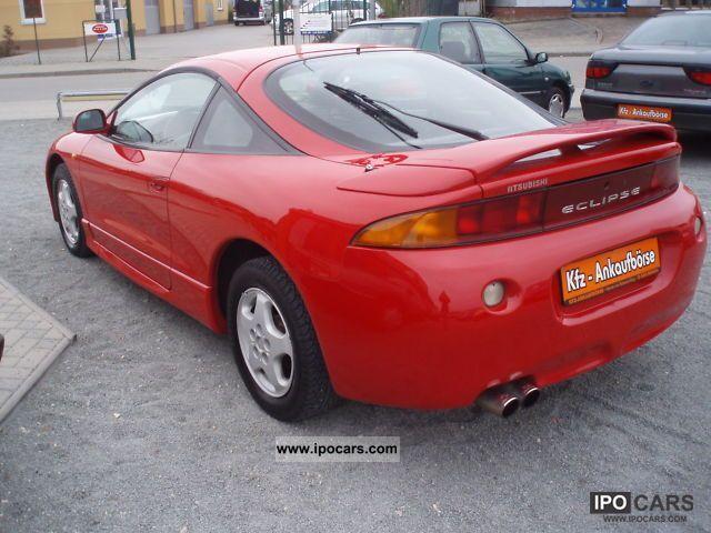 1998 mitsubishi eclipse sports coupe car photo and specs for 1998 mitsubishi eclipse motor