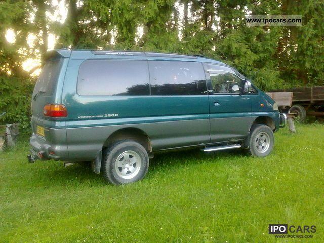 1994 Mitsubishi  LWB Delica Van / Minibus Used vehicle photo