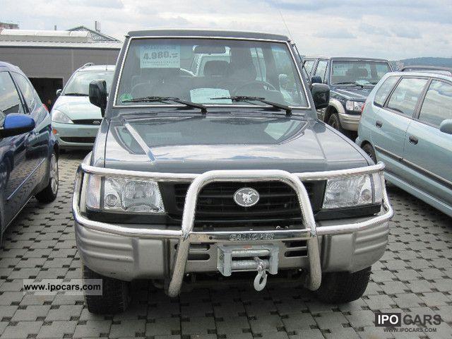 1999 Mitsubishi  3000 V6 AT Excecutive Off-road Vehicle/Pickup Truck Used vehicle photo