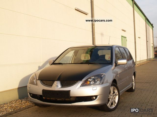 2005 Mitsubishi  Lancer 1.6 Sport * Climate * HU / AU * New Estate Car Used vehicle photo