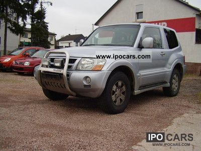 2004 Mitsubishi  Pajero 3.2 DI-D Elegance leather Off-road Vehicle/Pickup Truck Used vehicle photo