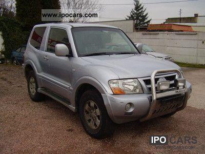 Nissan Diesel Truck >> 2004 Mitsubishi Pajero 3.2 DI-D Elegance leather - Car ...