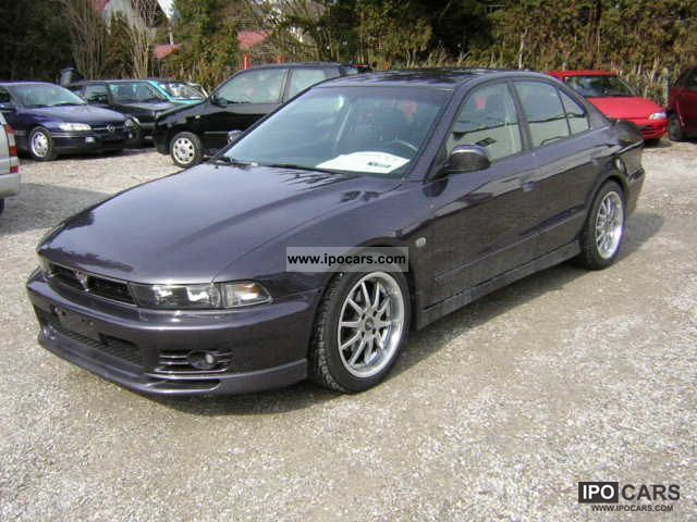 2000 Mitsubishi Galant V6 Sport Edition Car Photo And Specs