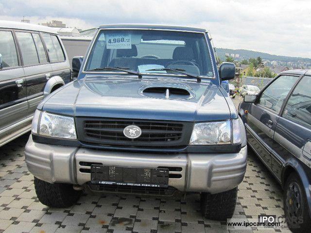 1999 Mitsubishi  2500 TD Exceed Off-road Vehicle/Pickup Truck Used vehicle photo