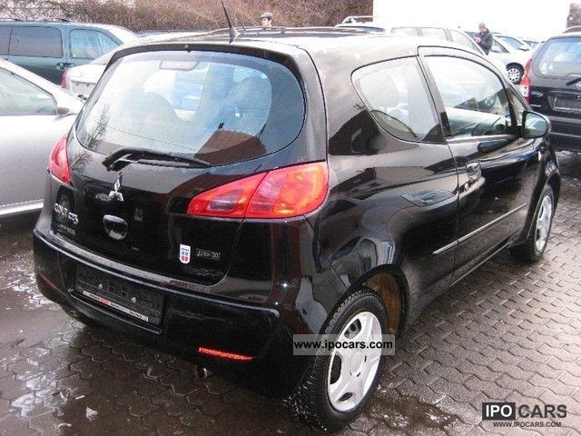 2007 mitsubishi colt cz3 1 3 automatic invite 1 hand climate car photo and specs. Black Bedroom Furniture Sets. Home Design Ideas