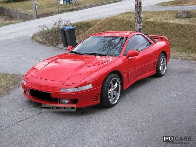Superb ... Mitsubishi 3000 GT 1994 Used Vehicle Photo
