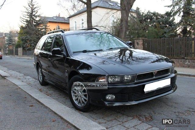 2002 Mitsubishi  Galant 2.5 V6 Elegance Estate Car Used vehicle photo