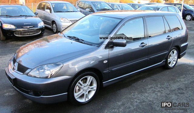 2007 mitsubishi lancer kombi 1 6 very good condition car photo and specs. Black Bedroom Furniture Sets. Home Design Ideas