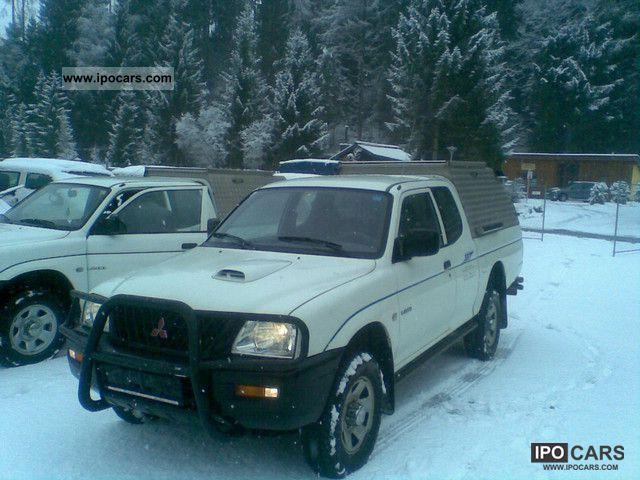 2003 Mitsubishi  L200 Pick Up 4x4 Magnum Club Cab Other Used vehicle photo