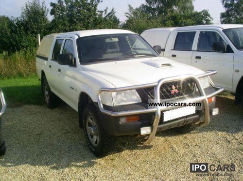 2003 Mitsubishi  L200 Pick Up 4x4 Other Used vehicle photo