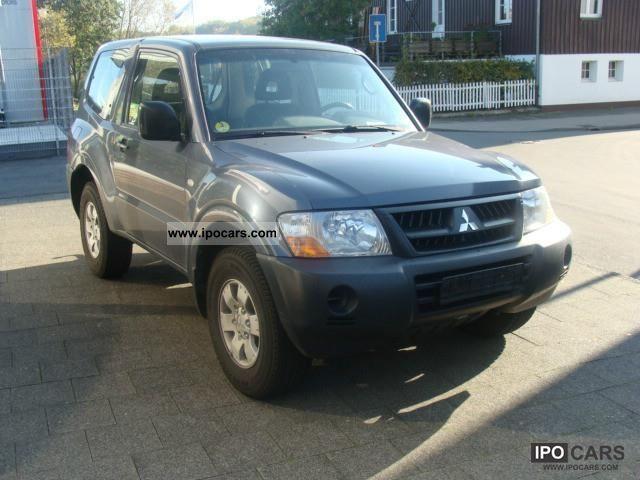 2006 Mitsubishi Pajero 3.2 DI-D Classic Off-road Vehicle/Pickup Truck ...