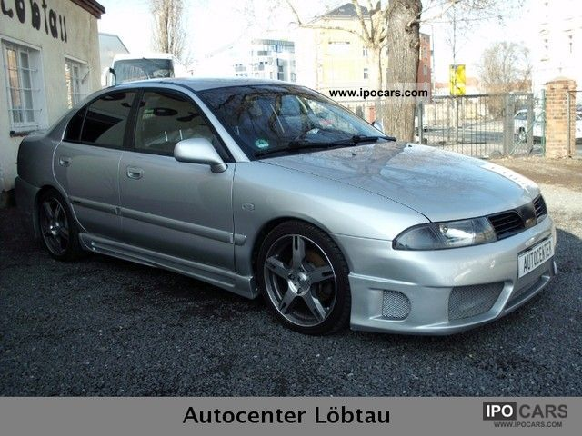 Mitsubishi  Carisma, 116HP, tuning car, MANY EXTRAS 2004 Tuning Cars photo