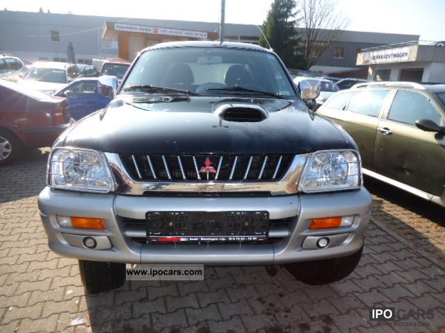 2001 Mitsubishi  L200 Pick Up 4x4 American Style Magnum Other Used vehicle photo