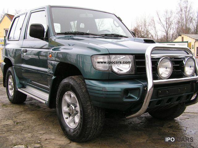2004 Mitsubishi  Pajero 2.5 TD Classic 1.Hand Off-road Vehicle/Pickup Truck Used vehicle photo