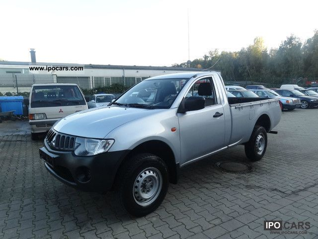 2008 mitsubishi l200 pick up 4x4 single cab inform car photo and specs. Black Bedroom Furniture Sets. Home Design Ideas