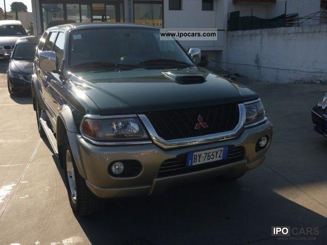 2002 Mitsubishi  5p.GLS Pajero 2.5 TDI-Navi Tetto Pelle Off-road Vehicle/Pickup Truck Used vehicle photo