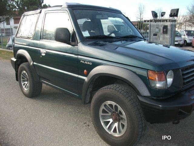 1998 mitsubishi montero top 25 caravans off road vehiclepickup truck - Mitsubishi Montero 1998