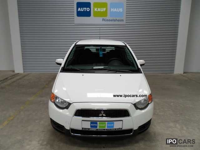 2011 Mitsubishi Colt 1.1 ClearTec (EURO 5) Limousine Used vehicle ...