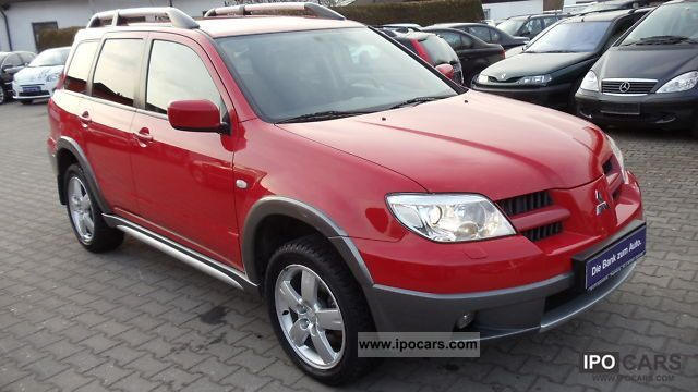 2007 Mitsubishi Outlander 2.4 4WD Intense automatic, heated seats ...